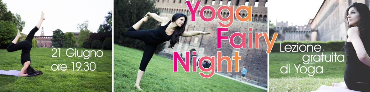 Yoga Fairy Night 2